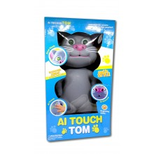 Jucaria Tom motanul inteligent vorbitor 30 cm