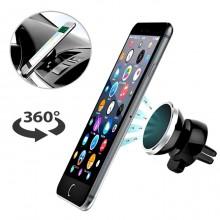 Mini suport auto magnetic pentru telefon