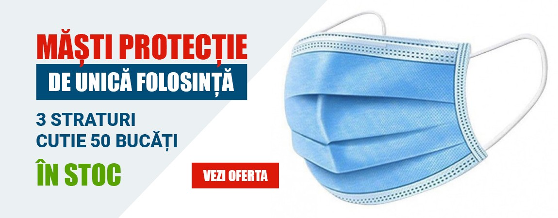 Masti de protectie 3 straturi